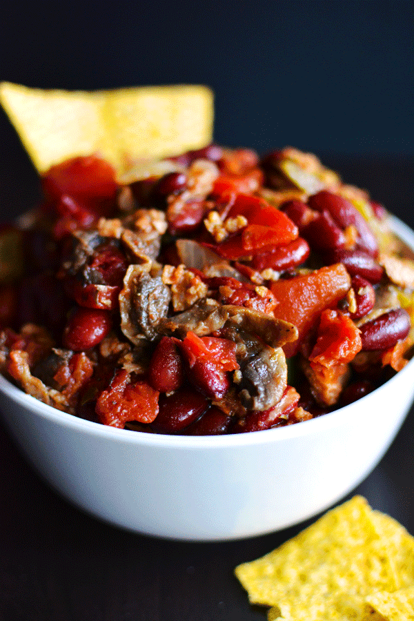 Vegan Recipe: Vegan Chili