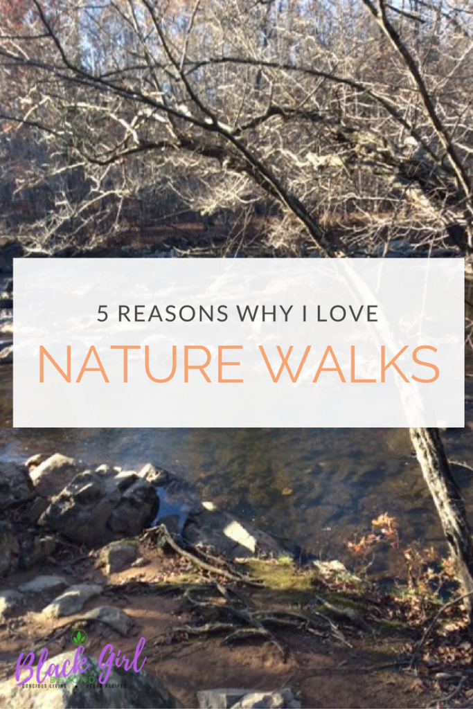 5 Reasons Why I Love Nature Walks