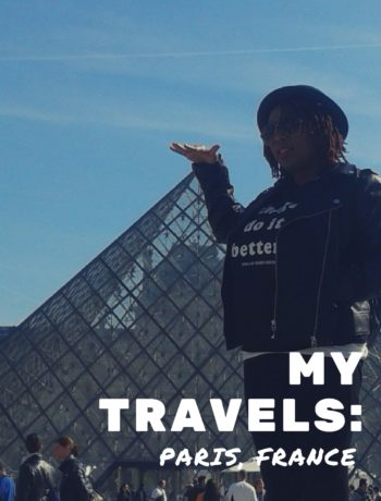 My Travels- Paris, France