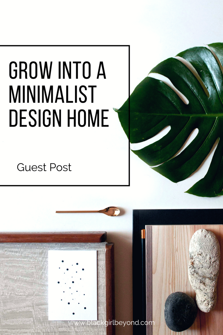 Grow Into A Minimalist Designed Home