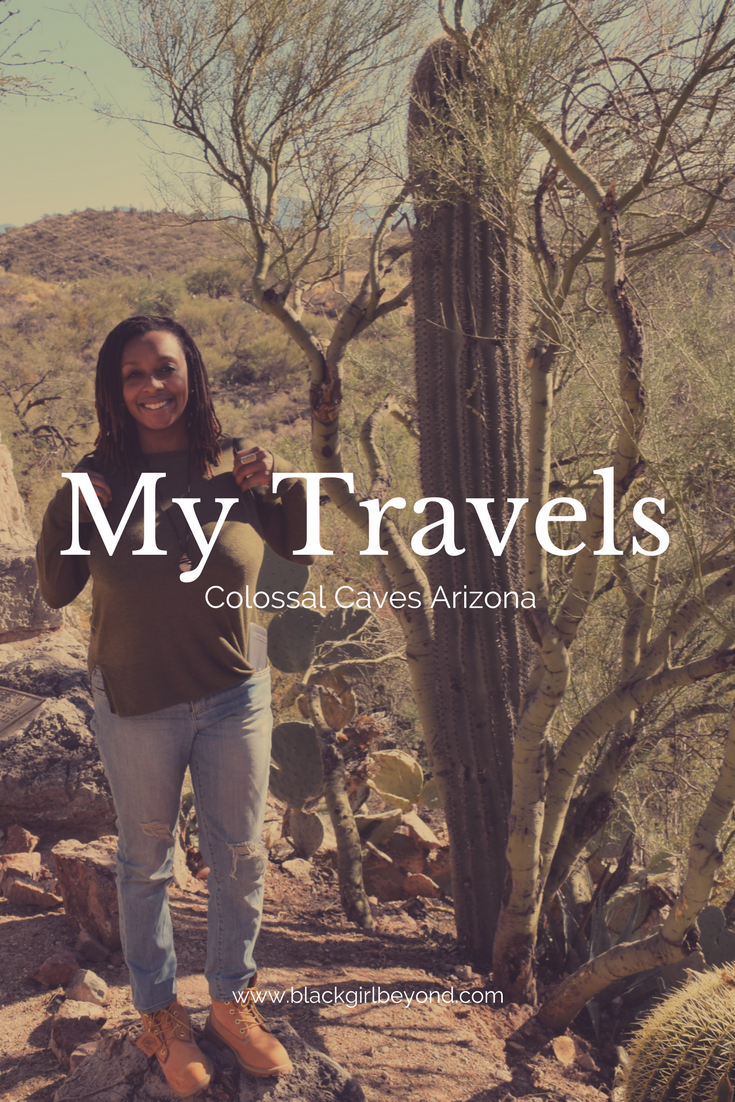 My Travels: Colossal Caves in Arizona