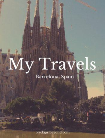 My Travels- Barcelona