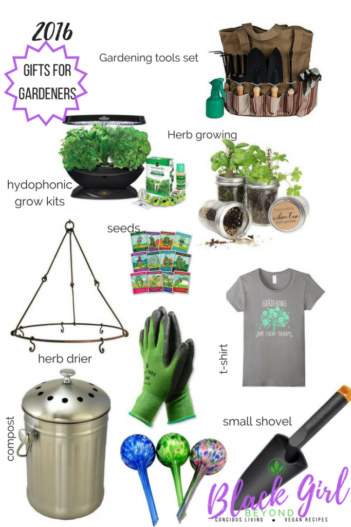 11 Holiday Gifts for New Gardeners