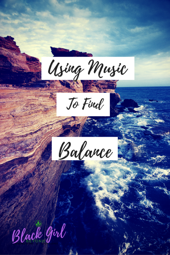 Using Music to Find Balance