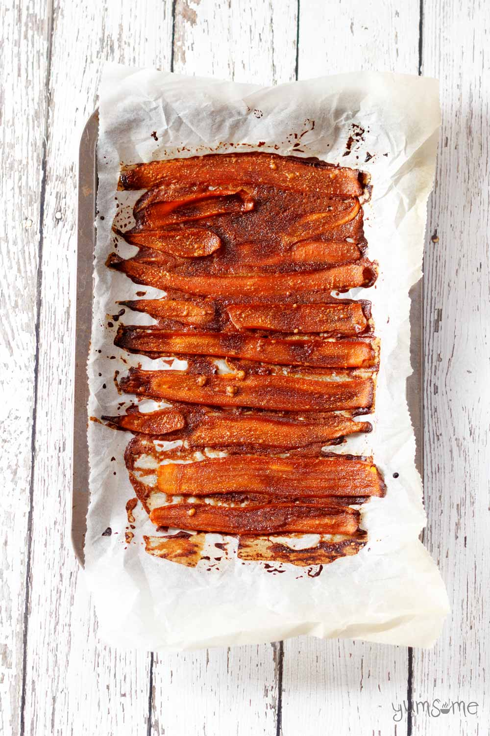 carrot bacon recipe