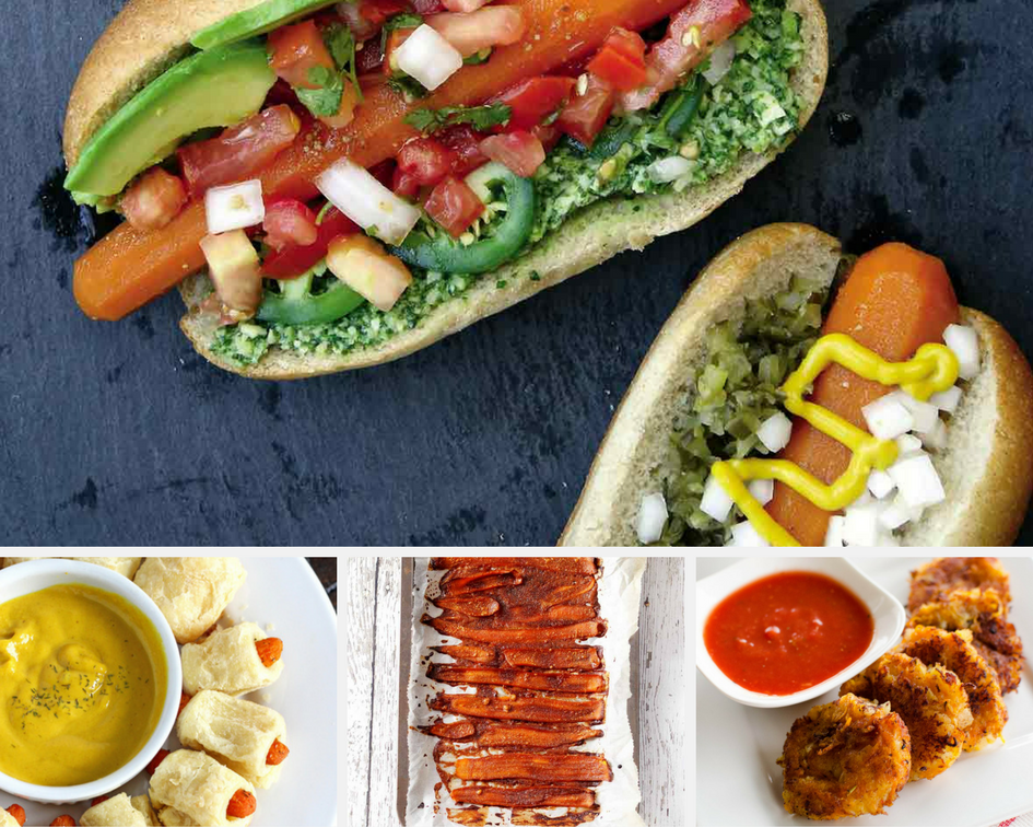 4 Vegan Carrot Recipes ( I Want to Try)