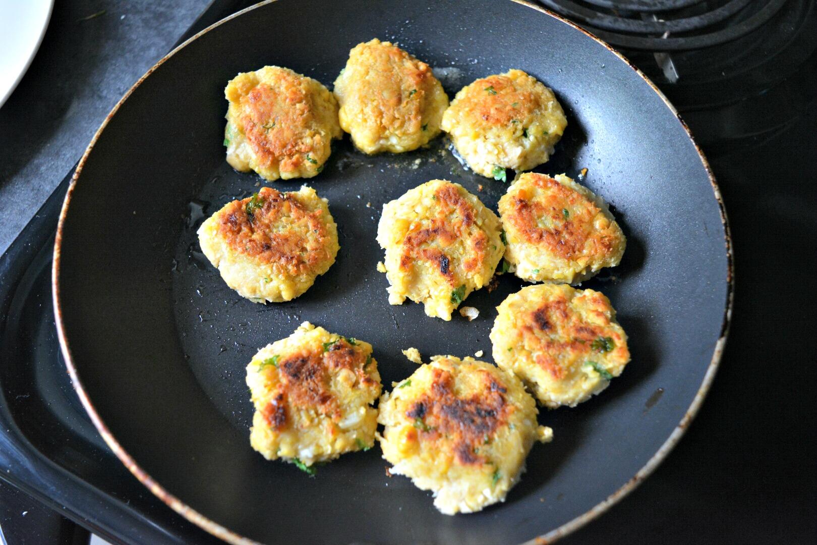 Easy to Make Vegan Falafel Recipe