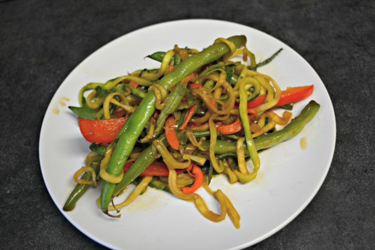 Vegan Recipe: Veggie Stir Fry