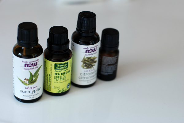 Essential Oils for A Toothache