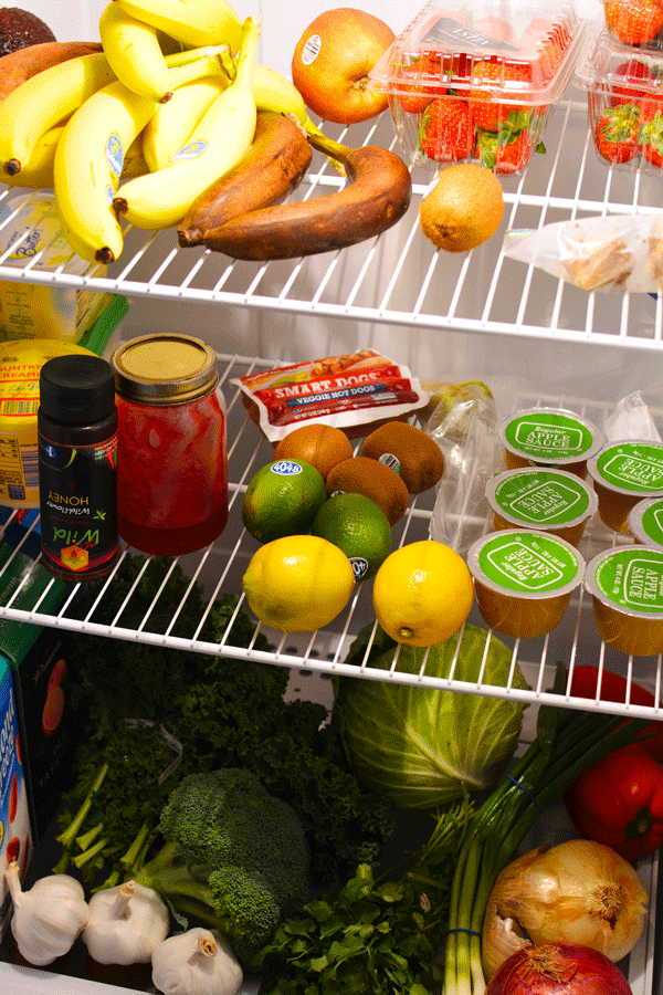 Organizing Your Fridge For Success