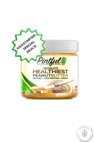 World's Healthiest Peanut Butter Launches on Kickstarter